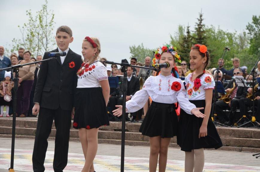 Мариупольцы празднуют День Победы (ФОТОРЕПОРТАЖ+ВИДЕО), фото-7