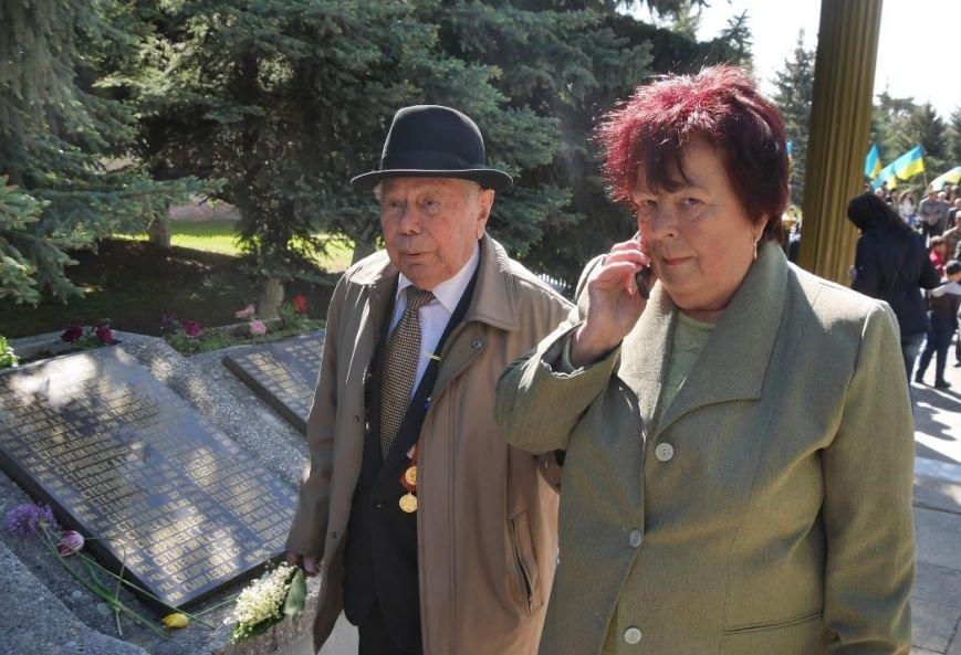 Як в Ужгороді відзначили День Перемоги над нацизмом: фото, фото-3