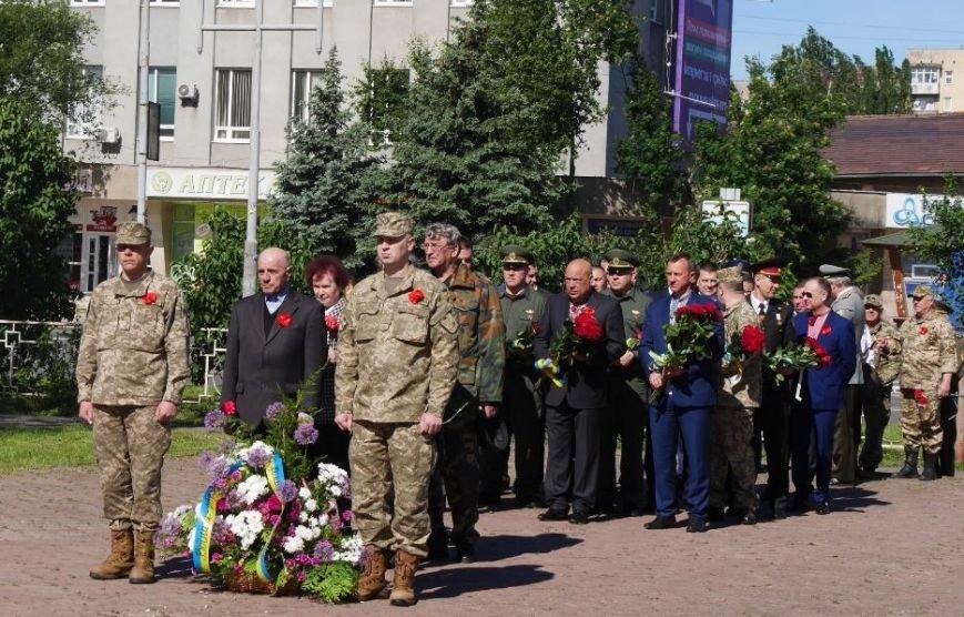 Як в Ужгороді відзначили День Перемоги над нацизмом: фото, фото-4