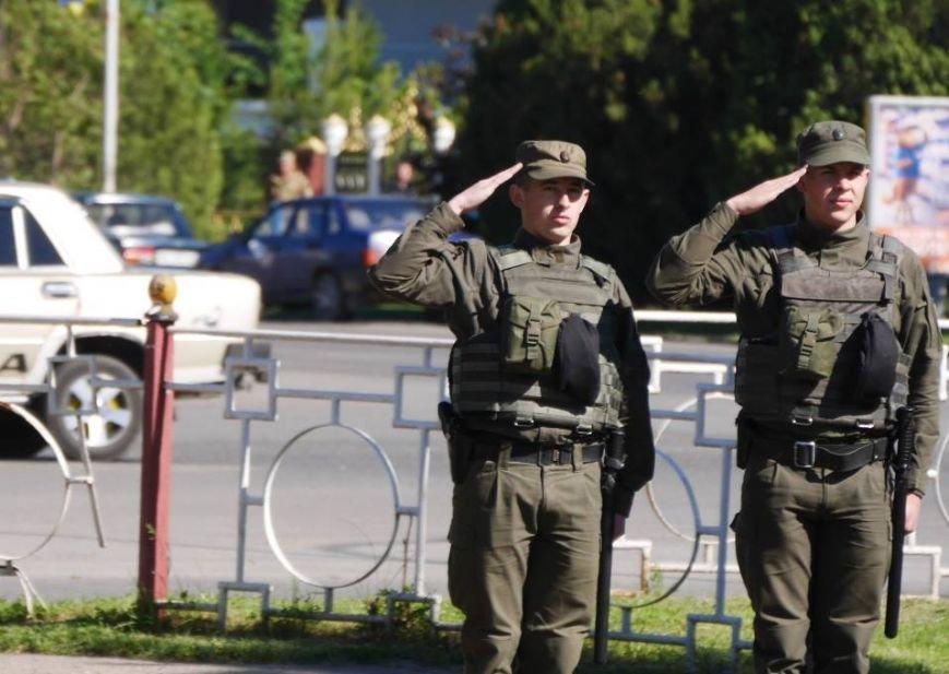 Як в Ужгороді відзначили День Перемоги над нацизмом: фото, фото-15