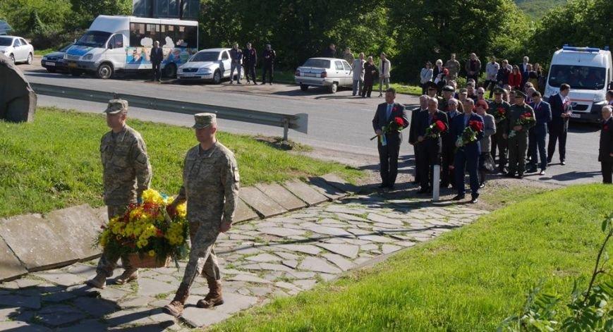 Як в Ужгороді відзначили День Перемоги над нацизмом: фото, фото-8