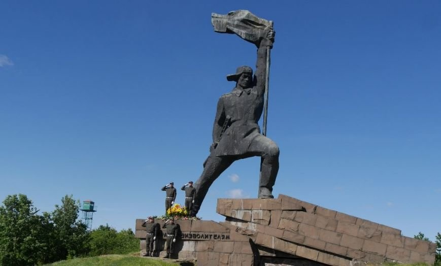 Як в Ужгороді відзначили День Перемоги над нацизмом: фото, фото-9