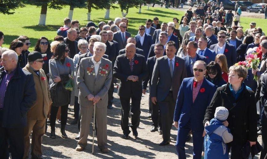 Як в Ужгороді відзначили День Перемоги над нацизмом: фото, фото-6