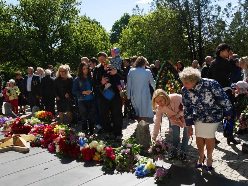 Як в Ужгороді відзначили День Перемоги над нацизмом: фото, фото-11