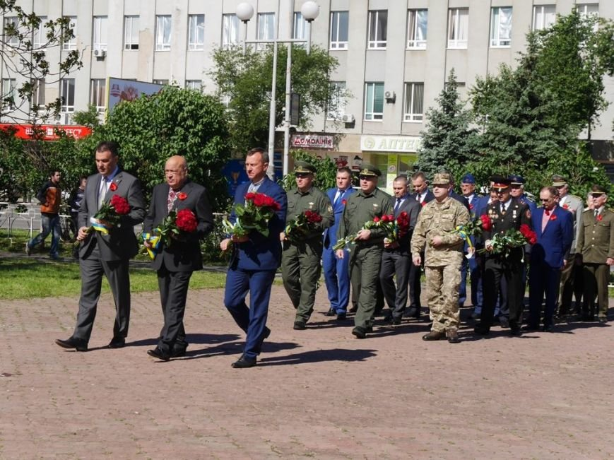 Як в Ужгороді відзначили День Перемоги над нацизмом: фото, фото-7