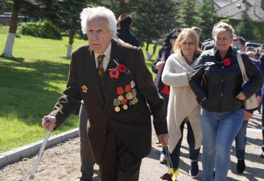 Як в Ужгороді відзначили День Перемоги над нацизмом: фото, фото-2