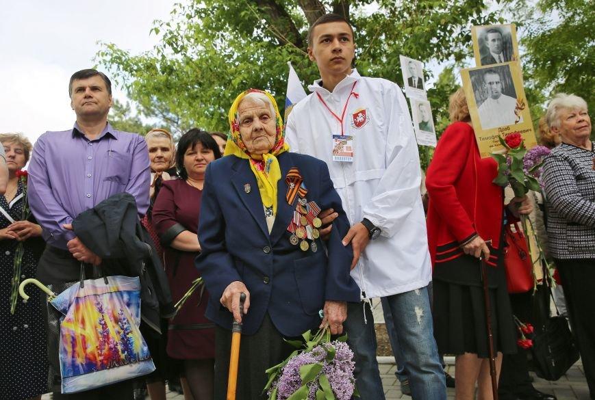 В Крыму все ветераны обеспечены жильем, - Аксёнов (ФОТО), фото-1
