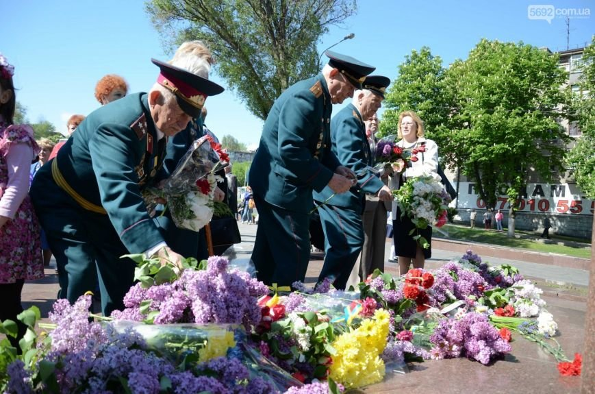 Каменчане почтили память погибших во Второй мировой войне, фото-14