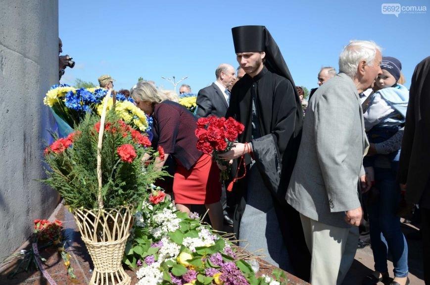 Каменчане почтили память погибших во Второй мировой войне, фото-9