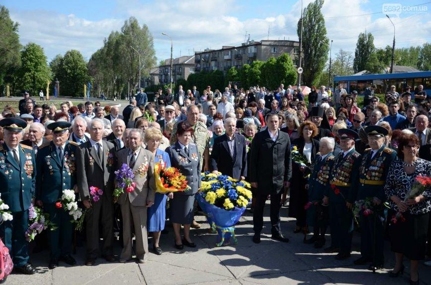 Каменчане почтили память погибших во Второй мировой войне, фото-5