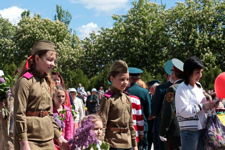 9 мая в Никополе: марш памяти и примирения, фото-14