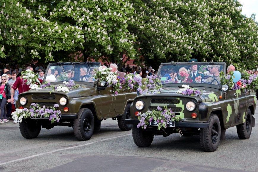 9 мая в Никополе: марш памяти и примирения, фото-3