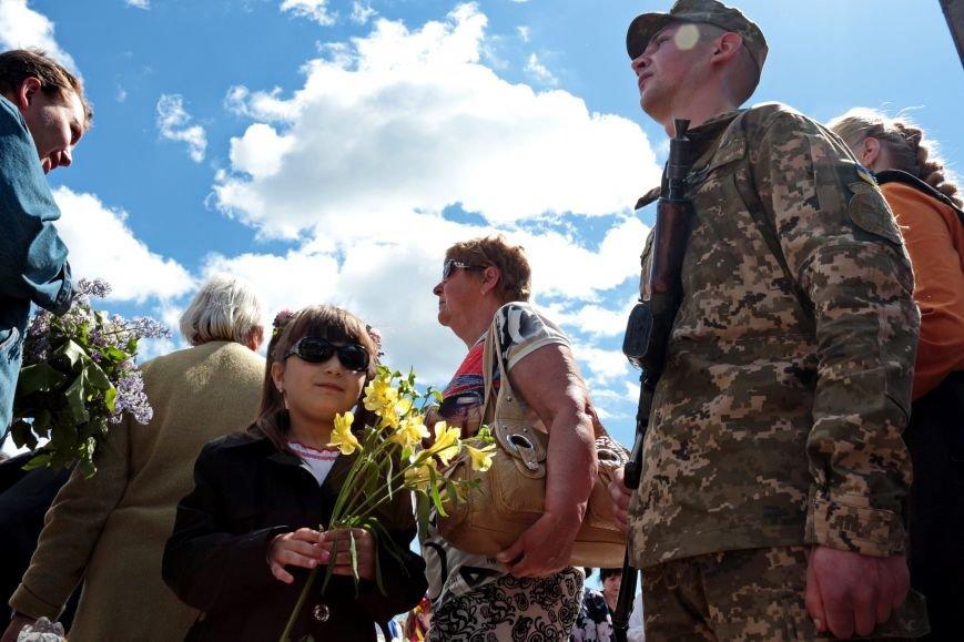 9 мая в Никополе: марш памяти и примирения, фото-15