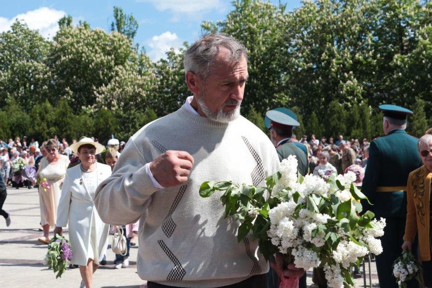 9 мая в Никополе: марш памяти и примирения, фото-13