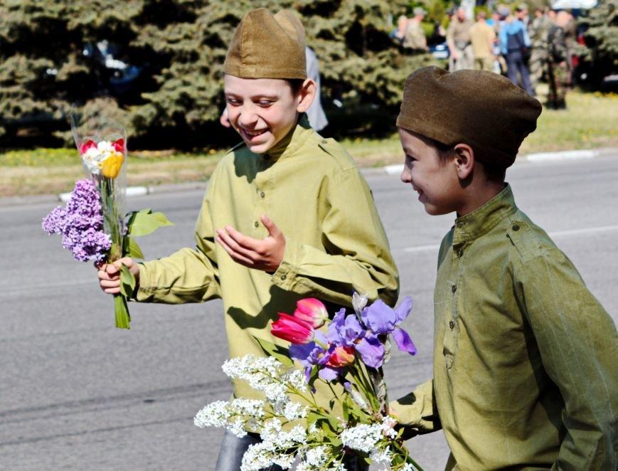 9 мая в Никополе: марш памяти и примирения, фото-2
