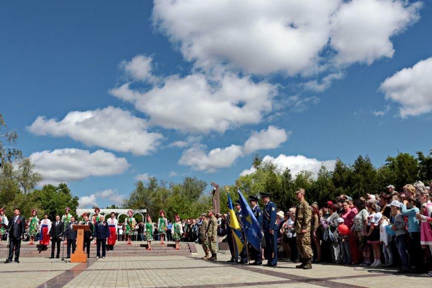 9 мая в Никополе: марш памяти и примирения, фото-6