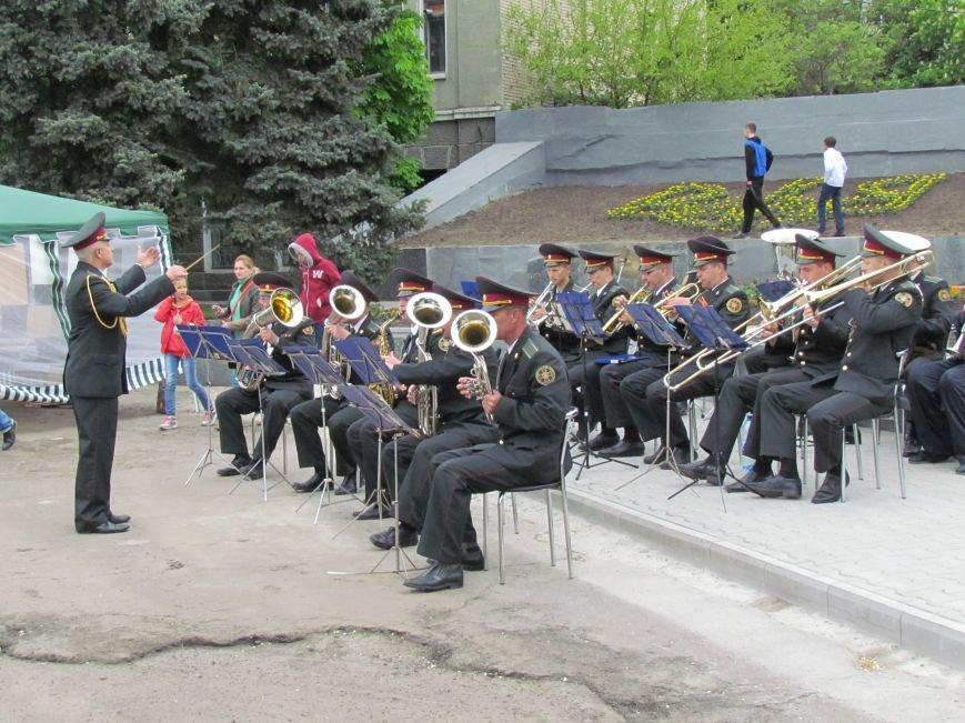 Как в Павлограде отмечают День победы, фото-16