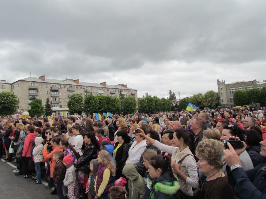 Как в Павлограде отмечают День победы, фото-1