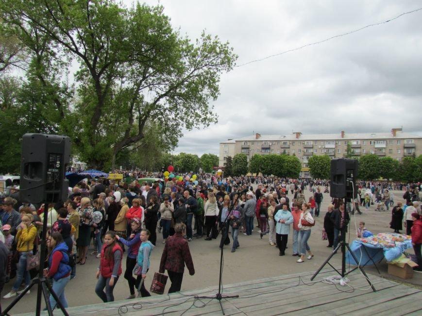 Как в Павлограде отмечают День победы, фото-13