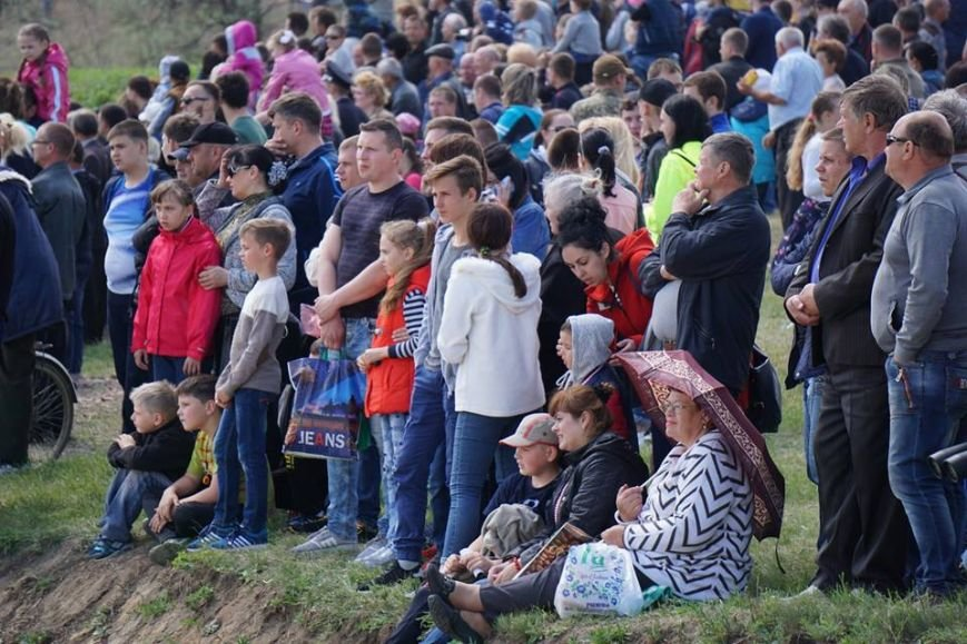 В Мирнограде состоялся чемпионат Украины по мотокроссу, фото-14