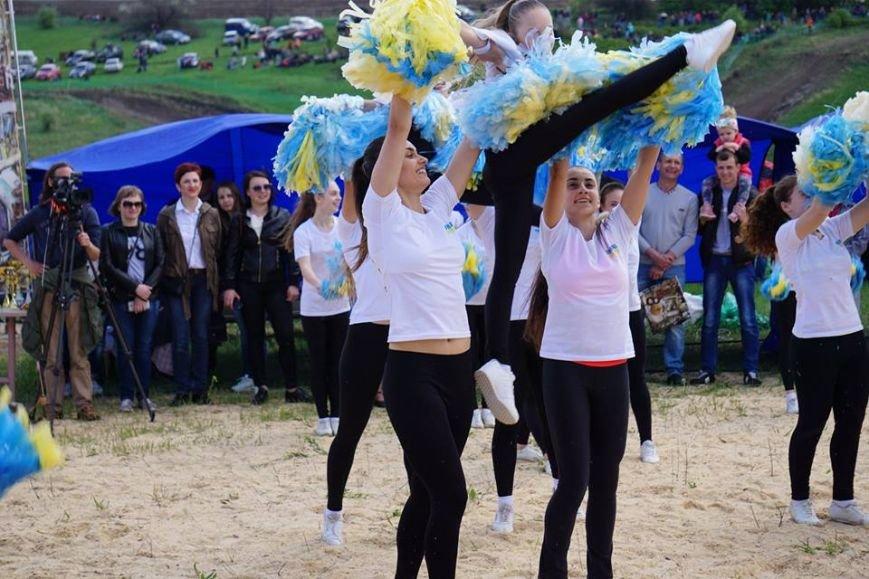 В Мирнограде состоялся чемпионат Украины по мотокроссу, фото-13