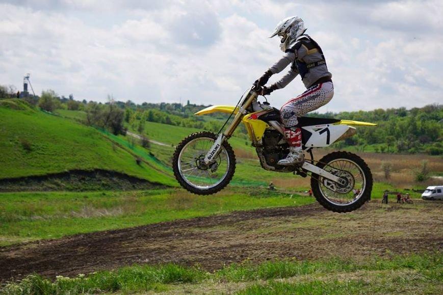 В Мирнограде состоялся чемпионат Украины по мотокроссу, фото-9