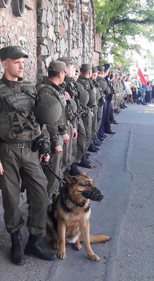 В Кременчуге торжественные мероприятия Дня Победы прошли без провокаций и нарушений общественного порядка, фото-3