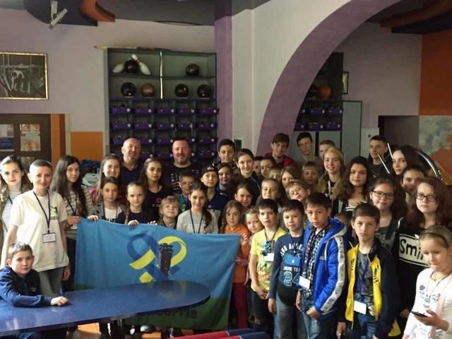 До Кам'янця завітали діти зі Сходу, фото-1