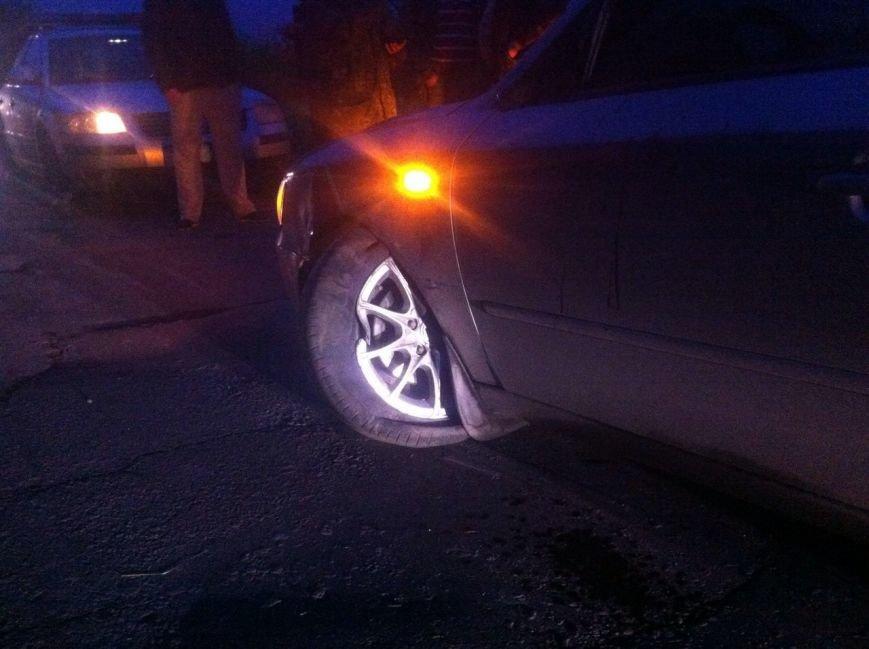 В Мирнограде произошло тройное ДТП: есть пострадавшие (ДОБАВЛЕНО ФОТО), фото-4