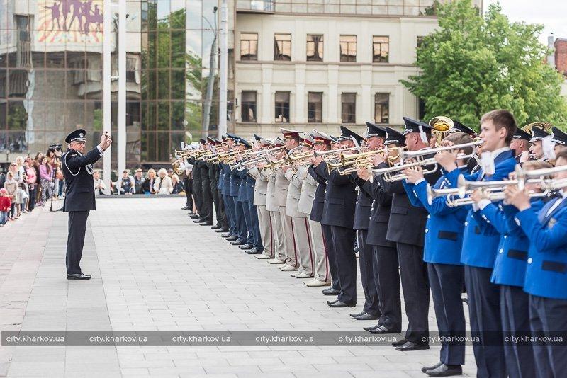 В Харькове прошел парад оркестров (ФОТО), фото-2