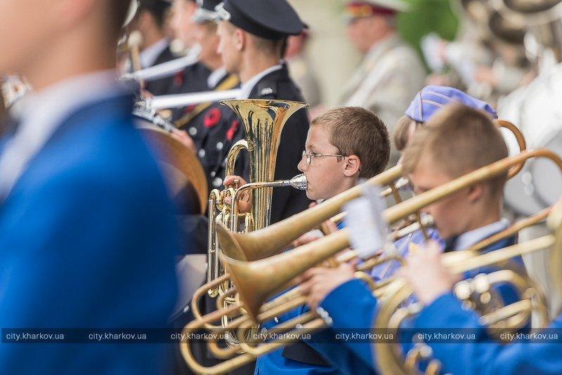 В Харькове прошел парад оркестров (ФОТО), фото-3