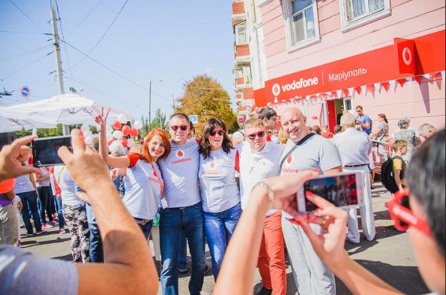 Vodafone запустил 3G в Мариуполе и предоставил жителям города 12 Гб 3G, фото-1