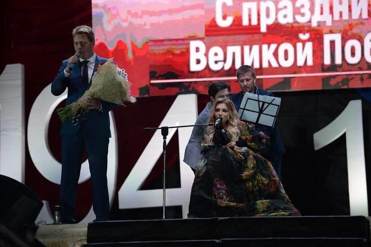 В Севастополе Юлия Самойлова исполнила военные баллады (ФОТО), фото-2