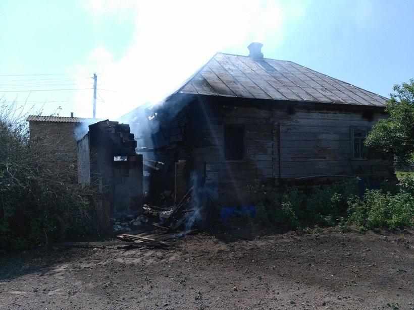 Броварський район: ліквідовано пожежу в господарській будівлі, фото-2