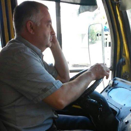 """В Ужгороді водій """"маршрутки"""" №8 зупинився, щоб врятувати кошеня: фото, фото-1"""