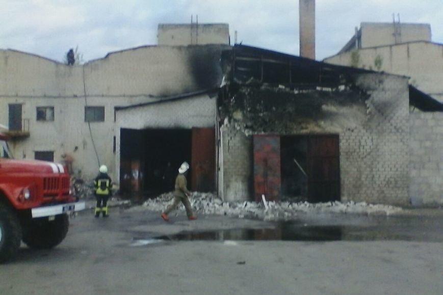 В Харькове горело предприятие по переработке резиновых отходов (ФОТО), фото-2