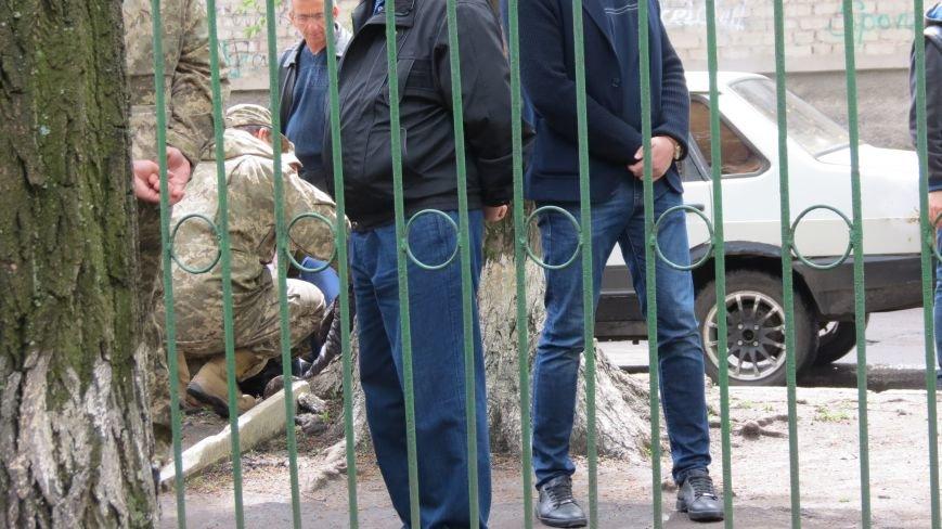 В Покровске во время митинга парень потерял сознание, фото-3