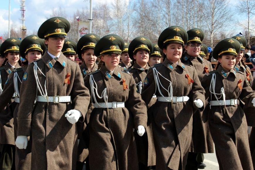 Великая история и народная память. Нижневартовск отпраздновал День победы, фото-4