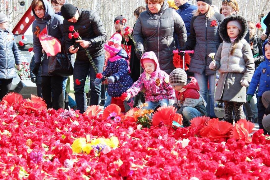 Великая история и народная память. Нижневартовск отпраздновал День победы, фото-6