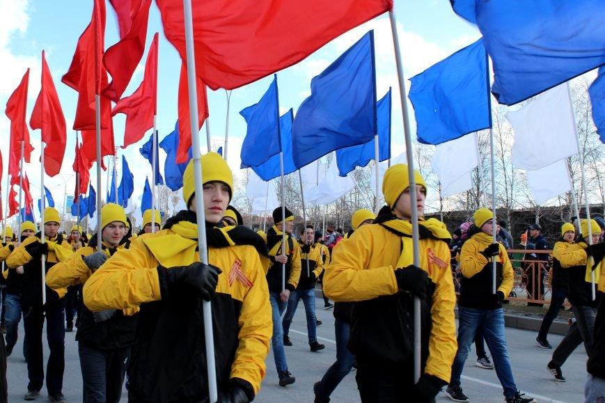 Великая история и народная память. Нижневартовск отпраздновал День победы, фото-5