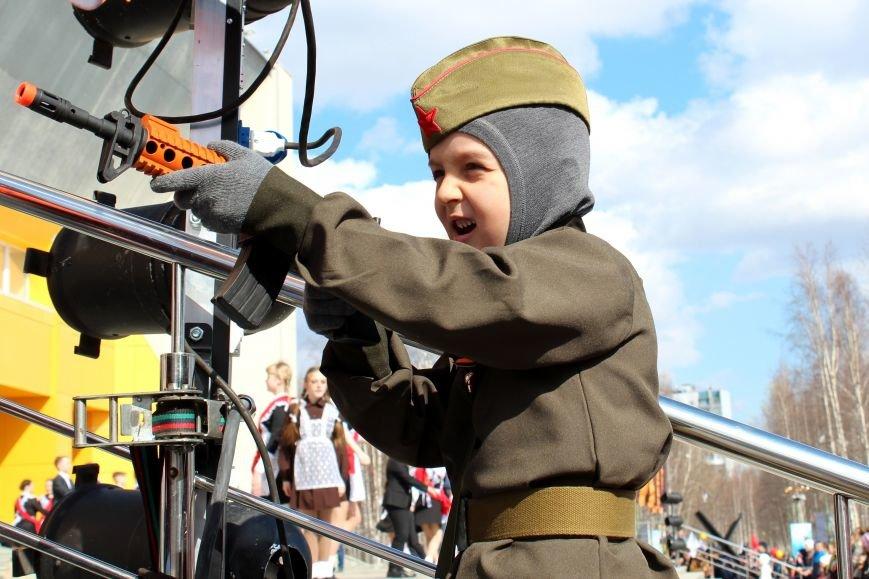 Великая история и народная память. Нижневартовск отпраздновал День победы, фото-7
