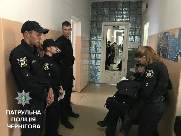 Черниговские копы сдали кровь для пострадавших в ДТП, фото-3