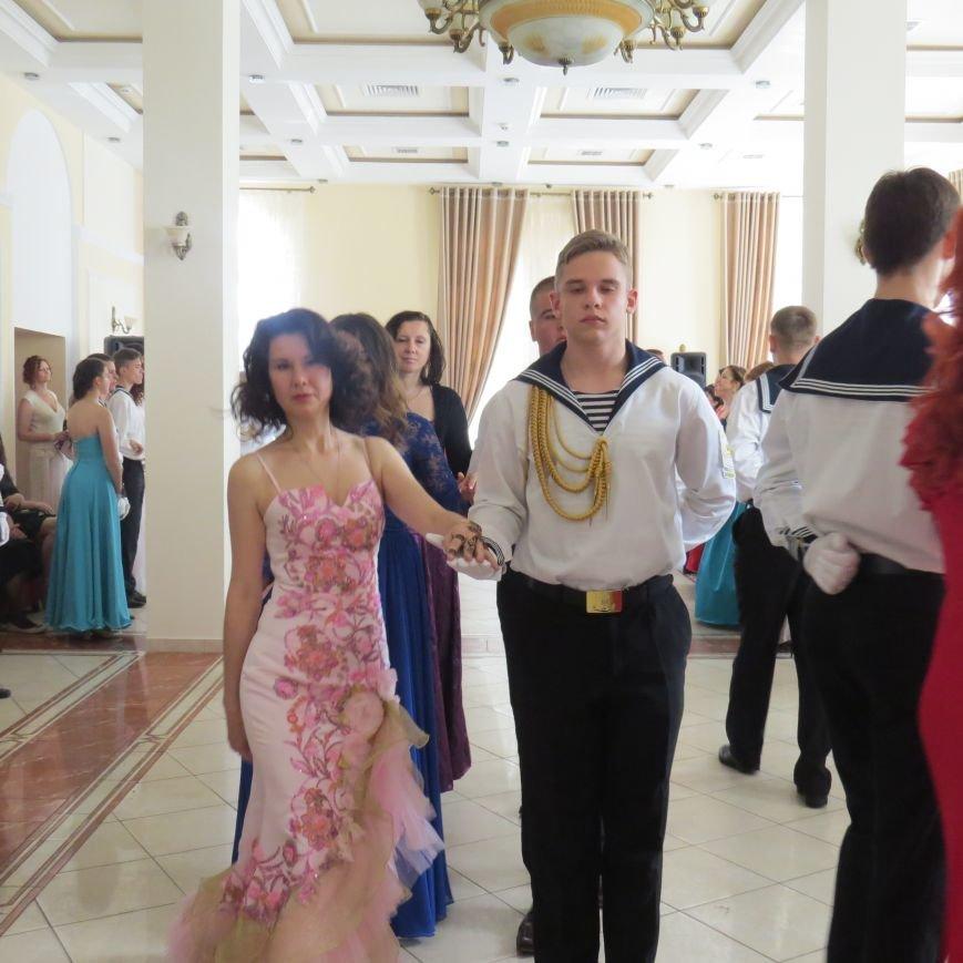 В Мариуполе прошел кадетский бал (ФОТО+ВИДЕО), фото-11