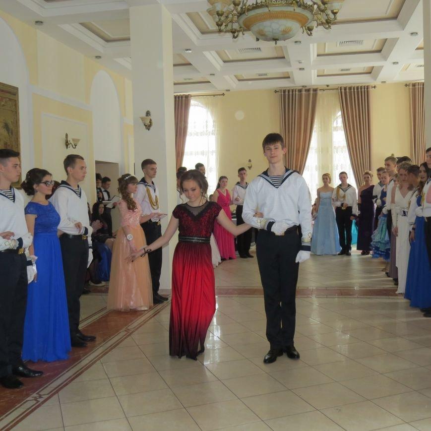 В Мариуполе прошел кадетский бал (ФОТО+ВИДЕО), фото-5