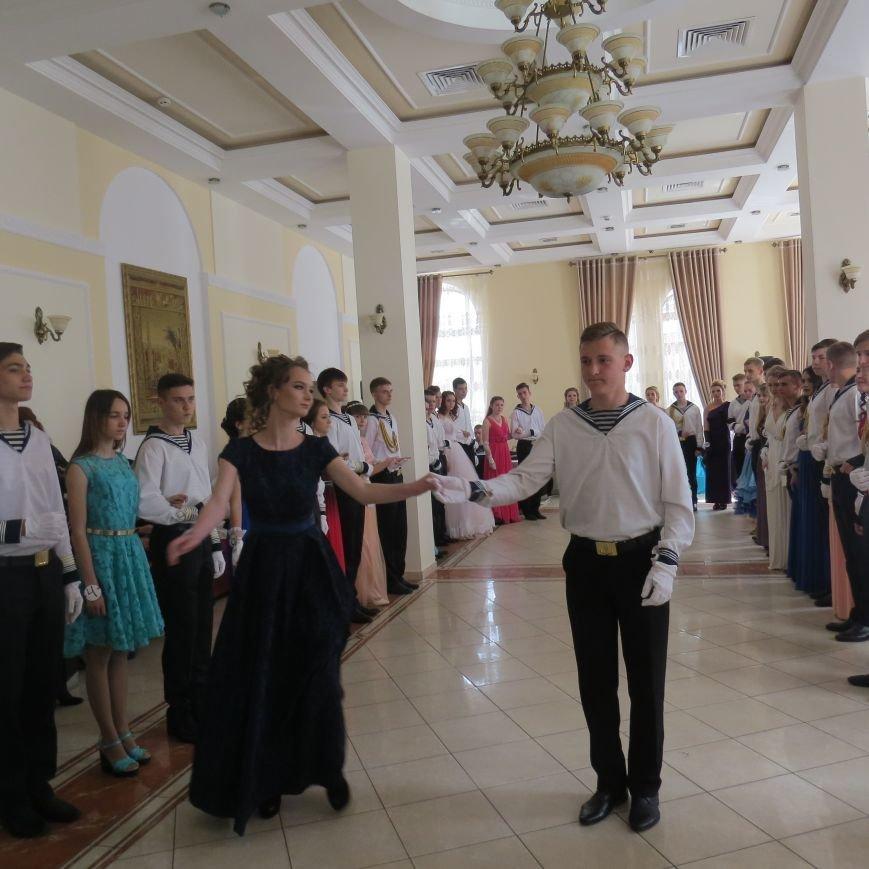 В Мариуполе прошел кадетский бал (ФОТО+ВИДЕО), фото-3