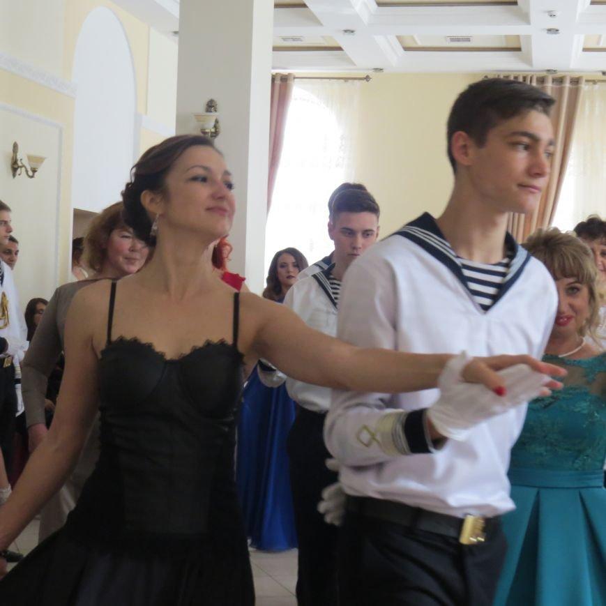 В Мариуполе прошел кадетский бал (ФОТО+ВИДЕО), фото-9