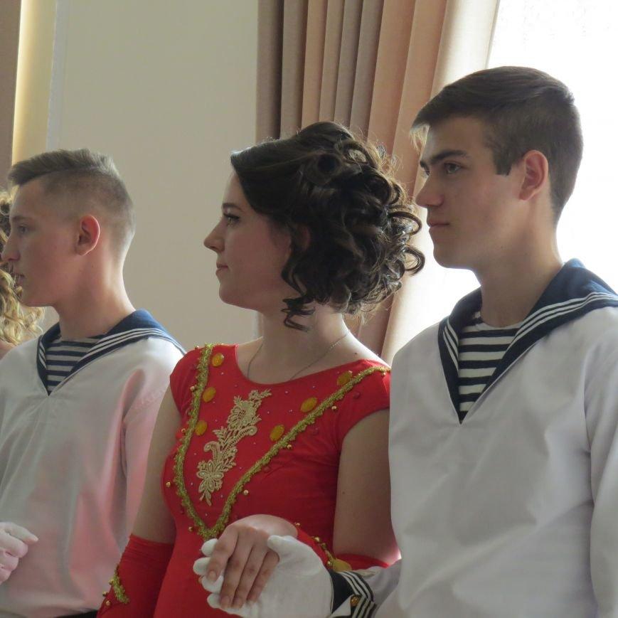 В Мариуполе прошел кадетский бал (ФОТО+ВИДЕО), фото-13