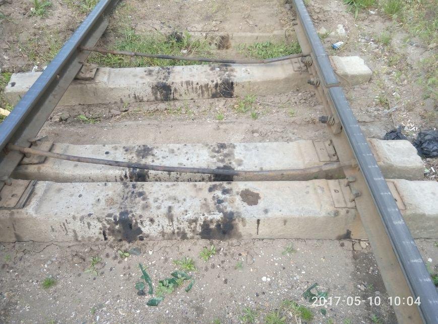Неожиданно: Как выглядят отремонтированные рельсы одесского трамвая (ФОТО), фото-1
