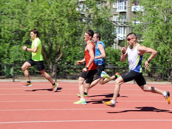 В Бахмуте состоялся Кубок Донецкой области по легкой атлетике, фото-4