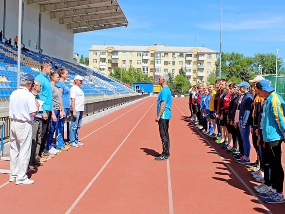 В Бахмуте состоялся Кубок Донецкой области по легкой атлетике, фото-1